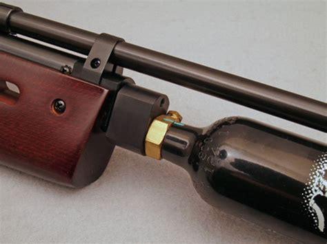Archer Airguns Paintball Tank Adapter For Qb79 Allows