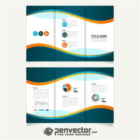 brochure design templates cdr format free best of flyer template design free template s