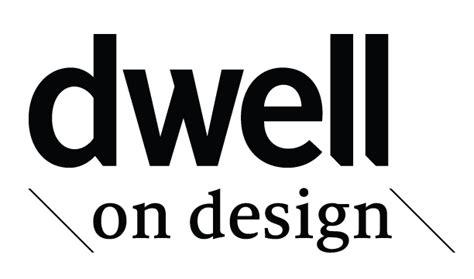 home design magazine logo informa com dwell on design