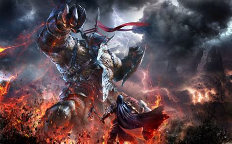 god cho pc of the fallen wallpapers hd wallpapers id 13996