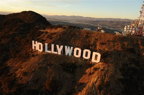 hollywood sign view near me hikers savor final days of access to popular trail near