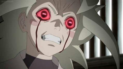 ketsuryugan eye  red  blood anime amino