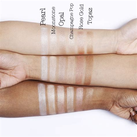 Becca Highliter Shade Pearl becca hill shimmering skin perfectors pressed powder highlighter swatches in pearl moonstone