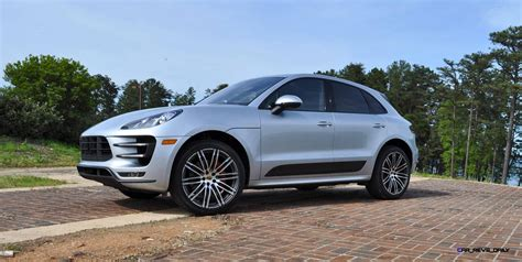 2015 Porsche Macan Turbo Review