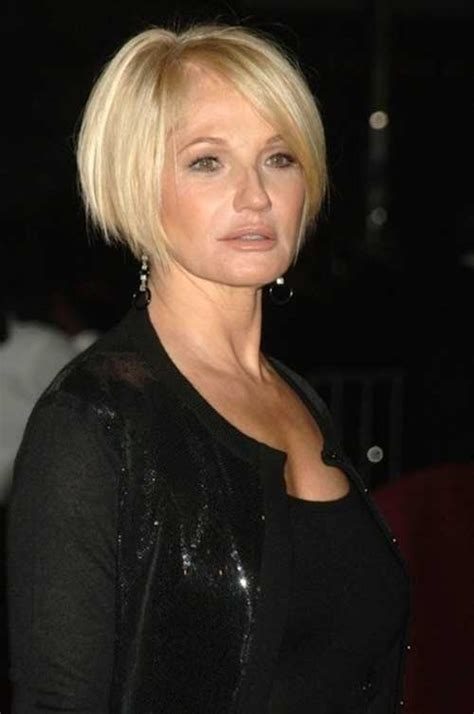 ellen barkin hair back view outstanding bob haircuts for older women bob hairstyles