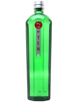 Top Shelf Gins by Gin Reviews Tanqueray Ten The Gin Is In