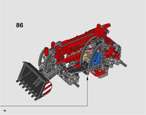 Lego 42061 Technic Telehandler lego telehandler 42061 technic