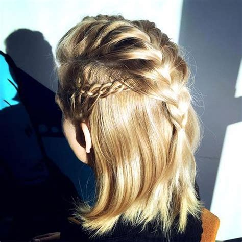 Braids Hairstyles Hair by Braids 2018 Mermaid Half Up Side Fishtail Etc