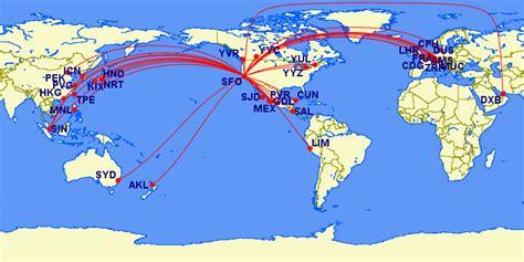 san francisco to hong kong map me up in san francisco ksfo airport