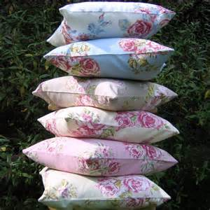 pillow cover cottage chic cushion cover 16x16 or