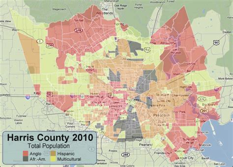 houston map by race 2010 census stuff 171 greg s opinion