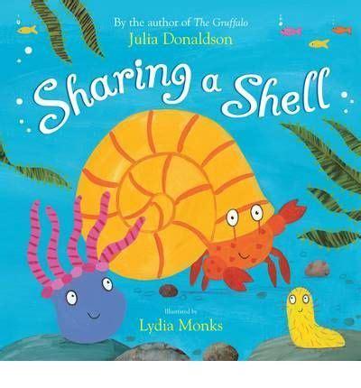 sharing a shell libros infantiles julia donaldson comprar el libro