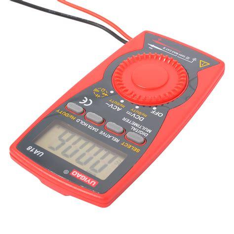 Multi Tester Digital Kecil Pocket Size Digital Multimeter Dt830b pocket digital multimeter volt resistance capacitance frequency meter hz bi170 ebay