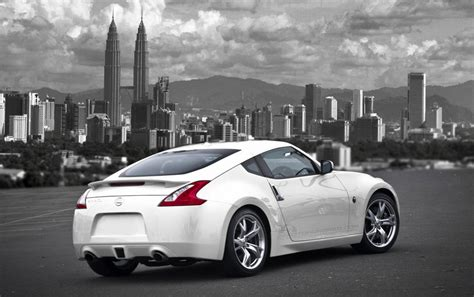 nissan 370z best two door coupe malaysian evo