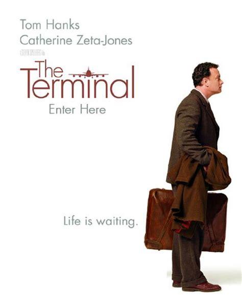 terminal movie gallery the terminal the terminal poster