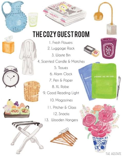 25 best ideas about guest room essentials on