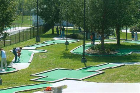 house mini golf mini golf family golf park