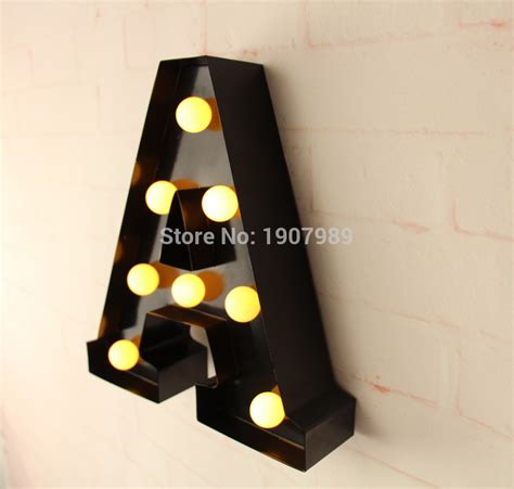 Light Up Letters To Buy