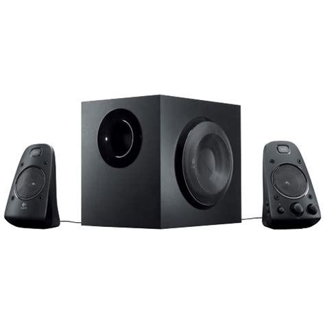 Logitech Z623 Speaker System logitech z623 2 1 channel computer speaker system