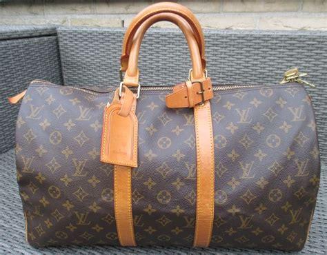 Tas Louis Vuitton Montaigne 03vl1355 1 louis vuitton keepall 45 vintage reis sport weekend