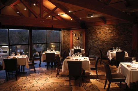 rails steak house morris county upscale restaurant