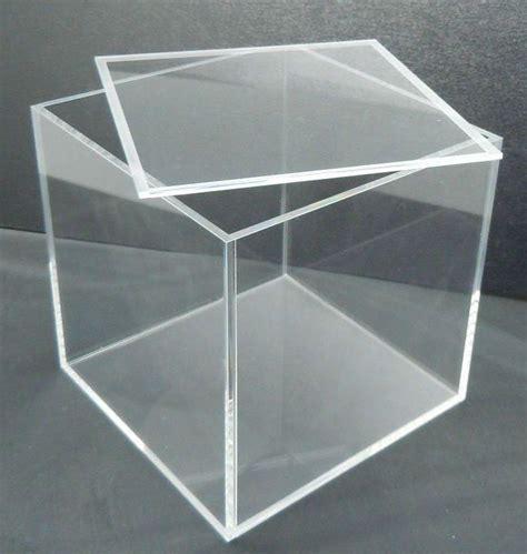 Acrylic Box 25 best ideas about acrylic box on display