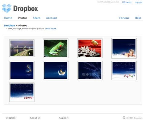 dropbox review sync files online and across computers softpedia