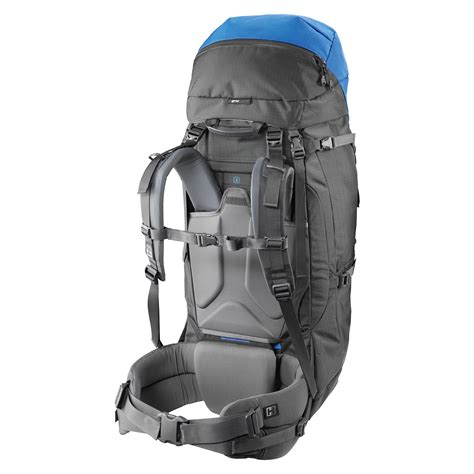 hiking rucksacks kathmandu vardo gridtech hiking backpack 75l cing