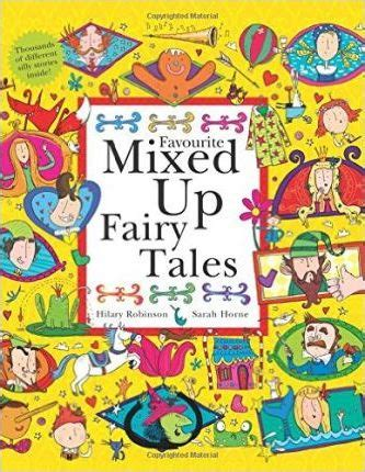 tales 3 books favourite mixed up tales hilary robinson