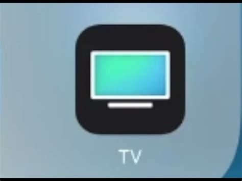 Tv Iphone how to delete from tv app on iphone or