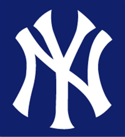 new york yankees logo stencil bing images