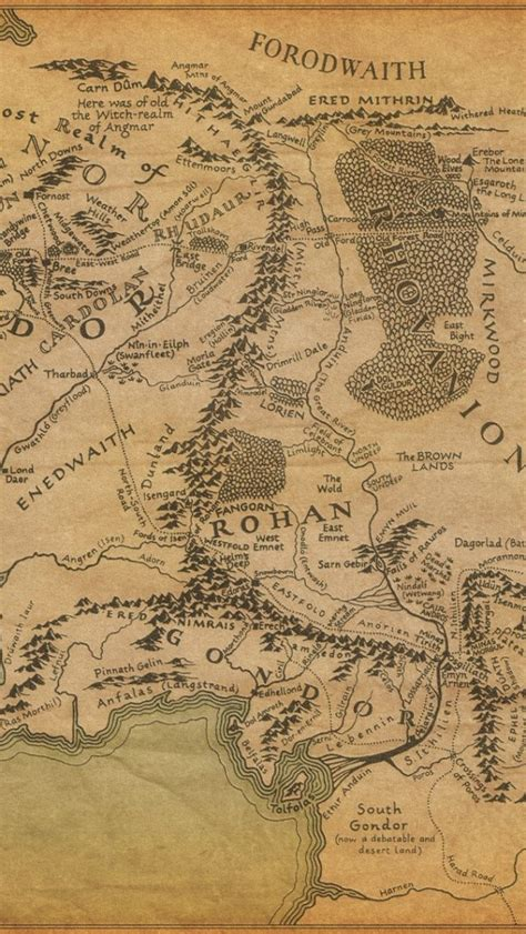 map of middle earth lotr 25 best middle earth map ideas on middle