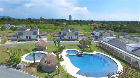 coronado escapes panama casas  apartamentos de playa en venta youtube