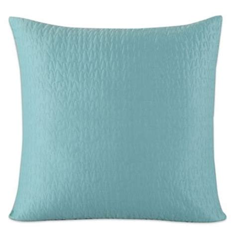 teal bed pillows buy teal pillow sham from bed bath beyond