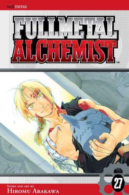 Komik Fullmetal Alchemist 1 27 End fullmetal alchemist volume 27 by hiromu arakawa paperback barnes noble 174