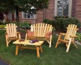 Outdoor Wooden Swing Chair » Home Design 2017