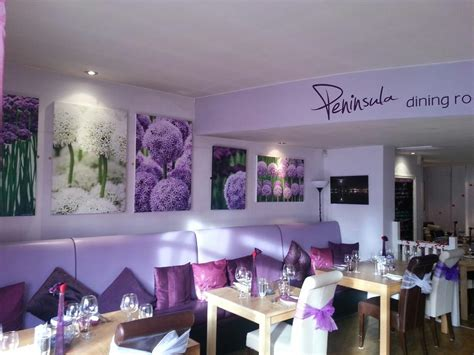 Peninsula Dining Room by Peninsula Dining Room