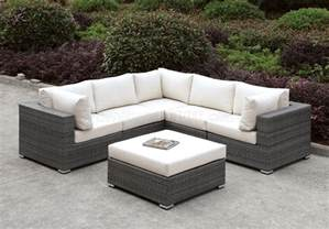 l shaped outdoor sofa stunning l shaped patio sofa outdoor