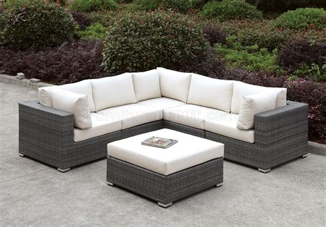 outdoor sectional sofas somani cm os2128 12 outdoor patio l shaped sectional sofa set