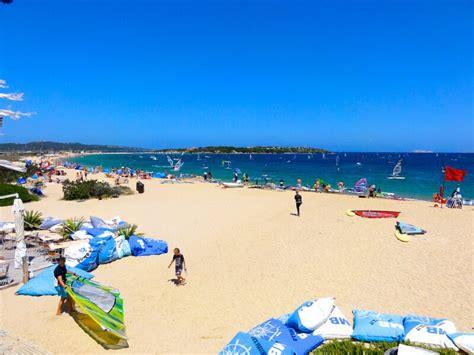 porto pollo kite s 233 jours windsurf kitesurf 224 porto pollo en sardaigne