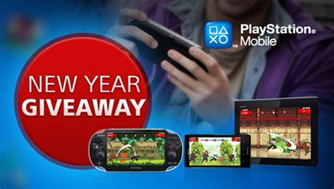 Free Phone Giveaway T Mobile - playstation mobile s new year giveaway offering six free titles over six weeks