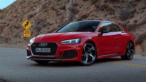 Audi Rs5 0 100 audi rs5 2017 sound 0 100 km h acceleration looks