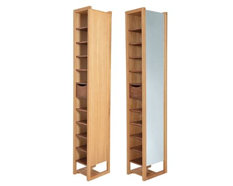 shoe storage towers refreshing your space in a weekend