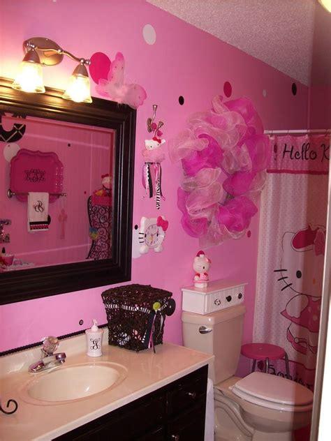 Hello Kitty Bathroom Decor » Home Design 2017
