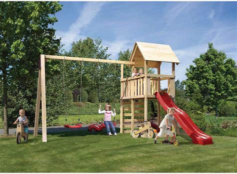 balancoire bois avec cabane cabane balancoire bois les cabanes de jardin abri de