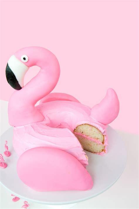 Flamingo Kuchen