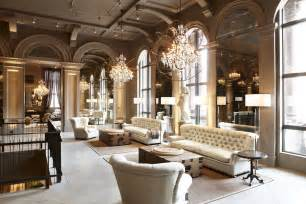 Home Design Stores Boston by A Tour Of The Restoration Hardware Flagship Store In
