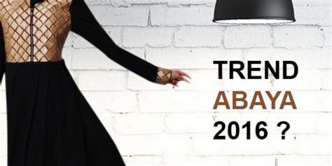hikmat fashion tren abaya 2016 lebih berwarna dan menawan
