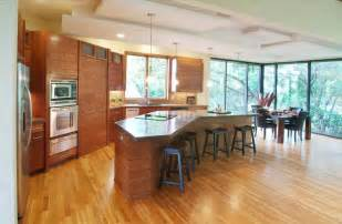 Kitchen Island Photos and unique kitchen islands designs from multi level kitchen island