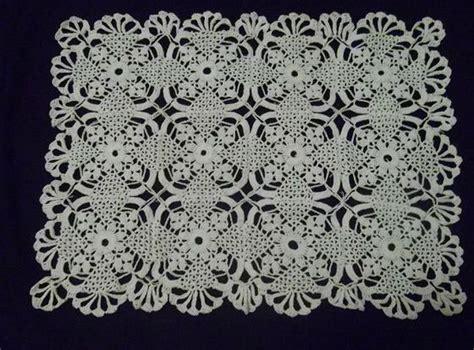 Crochet Tablecloths Crochet Kingdom 19 Free Crochet free crochet patterns doily square dancox for